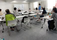 第48回官足法指導員養成講座を開催(第49回は中止)