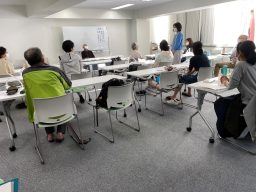 第47回官足法指導員養成講座を開催しました。